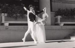 France Luchon Danse De Rue Danseurs De Ballet Ancienne Photo Alix 1960's ? - Places