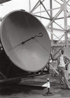 Journaliste Laurent Broomhead Magny Les Hameaux Meteorologie Nationale Ancienne Photo De Presse 1980 - Famous People