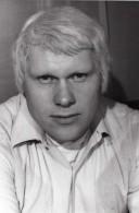 Acteur Claude Brosset Le Village Sur La Colline Portrait Ancienne Photo De Presse 1982 - Famous People