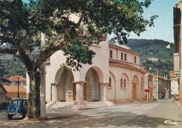 St Sauveur De Montagut Place De L'église - Francia