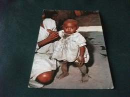 BAMBINO MADAGASCAR  MISSIONE DEI GESUITI LIGURI PIEMONTESI SARDI FOTO DE CHERCHI S. J. - Missioni