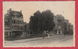 Auderghem -Square Jean Degreef - Chaussée De Wavre - 1948 ( Voir Verso ) - Auderghem - Oudergem