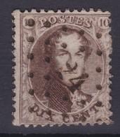 N° 14 A LP 24 AYWAILLE  COBA +25.00 - 1863-1864 Médaillons (13/16)
