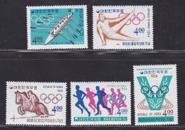 COREE DU SUD N°  354 à 358 ** MNH Neufs Sans Charnière, TB (D5429) Sports, Jeux Olympiques De Tokyo - Corée Du Sud