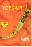 ISTAMBUL -TOPKAPI - DAGGER - Turchia