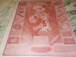 ANCIENNE PUBLICITE BISCUIT LEFEVRE UTILE LU 1928-1929 - Affiches