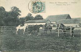 HARAS DE VILLACOUBLAY (Vélizy)- Dautier. - Otros Municipios