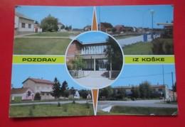 A5-Postcard-Koska - Croatia