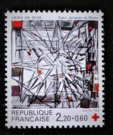 AU PROFIT DE LA CROIX-ROUGE 1986 - NEUF ** - YT 2449 - Unused Stamps