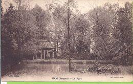 -  80 --  HAM -- LE PARC -- 1934 - Ham
