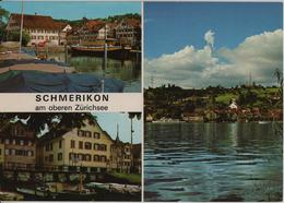 Schmerikon Am Oberen Zürichsee - Photo: Gross - SG St. Gall