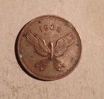 TOKEN JETON GETTONE AUSTRIA TRASPORTI 1938 - Monetari / Di Necessità