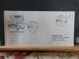75/330 LETTRE BELGE  FORD - Auto's