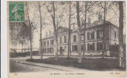 CARTE POSTALE   LE MANS 72  La Prison Militaire - Le Mans