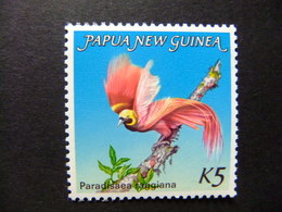 PAPUA NEW GUINEA 1984 OISEAU DE PARADIS YVERT 477 ** MNH - Papua New Guinea