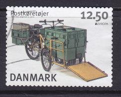 Denmark 2013 Mi. 1738    12.50 Kr Europa CEPT Postal Vehicle - Dänemark