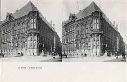 660 - BELGIQUE - GAND - L'Hôtel De Ville - Gent