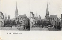 662 - BELGIQUE - GAND - L'Eglise Saint-Jacques - Gent