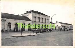 CPA BOURG LEOPOLD STATION GARE STATIE - Leopoldsburg