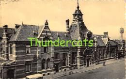 CPA  TURNHOUT STATIONSGEBOUW - Turnhout