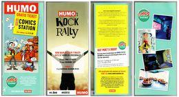 Humo Cadeaubon Comics Station (Lucky Luke Suske En Wiske Smurfen) - Books, Magazines, Comics