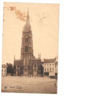 Boom, De Kerk Met Achteraan Postzegel - Boom