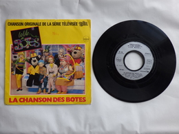 B.O.F  T.V  LA VIE DES BOTES   LABEL SABAN 2011937 - Soundtracks, Film Music