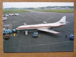 AEROPORT  / FLUGHAFEN / AIRPORT   NEWCASTLE  CARAVELLE  MINERVE - Aerodrome