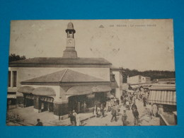 17 ) Royan : N° 308 - Le Nouveau Marché  - Année 1937 - EDIT : Alsacienne - Royan