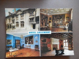 18 - BOURGES - HOTEL LALLEMANT - MULTI VUES - R12803 - Bourges