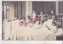 Au Plus Rapide Berck Carte Photo Hôpital Cazin Perrochaud 1928 Enfant Médecine - Berck