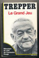 TREPPER  LE GRAND JEU - Francese