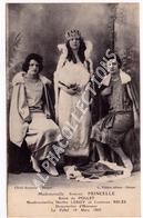 76 - DIEPPE : Mlle PRINCELLE, REINE DU POLLET. 19 MARS 1925. - Dieppe