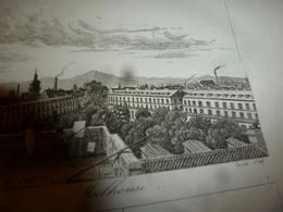 1935 HAUT-RHIN Haute Alsace - (Histoire Naturelle-Langage-Costumes-Villes Et Châteaux-Population-Industrie -etc) - Otros
