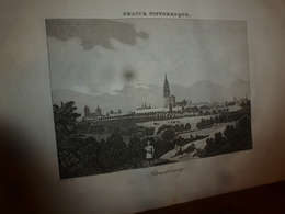 1935 BAS-RHIN Basse Alsace - (Histoire Naturelle-Langage-Costumes-Villes Et Châteaux-Population-Industrie -etc) - Otros
