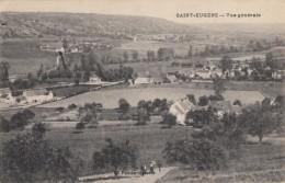 CPA - St Eugène - Vue Générale - Francia