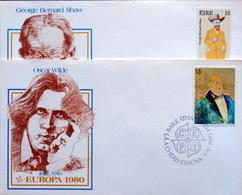Ireland 1980  EUROPA   MiNr.417-18  ( Lot 6362 ) - FDC