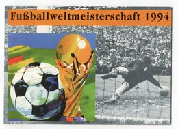 SOCCER BRD 1994 FUSSBALLWELTMEISTERSCHAFT IN DEN USA Mi#17718 - World Cup