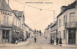 10-BRIENNE-LE-CHATEAU- GRANDE-RUE - France