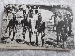 Danses SOMBAS - Dahomey