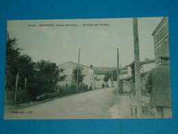 79 ) Sansais : N° 653.2 - Entrée Du Bourg   - Année  - EDIT : Tessier - France