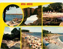 Beg-meil  ( Scan Recto Et Verso) - Beg Meil