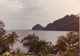 712Ma  Tahiti Grande Photo Originale (28.5cm X 20.5cm) Années 70 - Tahiti