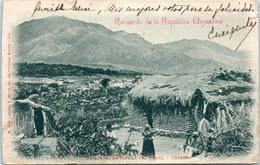 AMERIQUE  -- ARGENTINE - Un Rancho  En Capilla Del Monte - Argentina