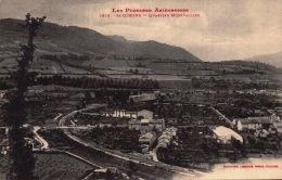 09 - Ariège - St Saint Girons - Quartier Montvalier  - Pont De Fer   - SC70-5 -  R/v - Saint Girons