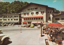 D-83471 Berchtesgaden - Cafe Forstner - Cars - VW - Opel - Volvo - Berchtesgaden