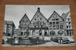 3099- Frankfurt Am Main, Autos - 1962 - Frankfurt A. Main