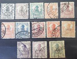 Guinea N° 111/123. - Guinée Espagnole