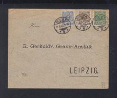 Dt. Reich Brief 1900 Berlin Nach Leipzig - Deutschland