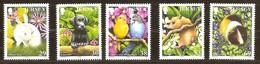 Jersey 2003 Yvertn° 1121-1125 *** MNH Cote 11,00 Euro Faune Divers - Jersey